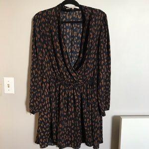 Rachel Rachel Roy Leopard Dress